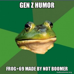gen z humor