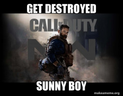 Call of Duty die