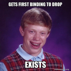 Bad Luck pickwick