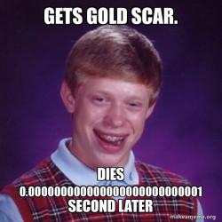 Bad Luck Brian fortnite