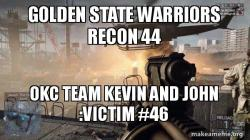 Oracle Arena Battlefield Feb 6 2016