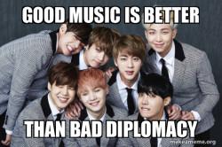 good music is better