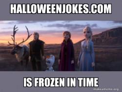 Frozen 2 Jokes