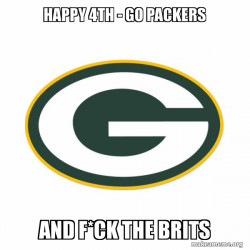 Green Bay Packers Merika