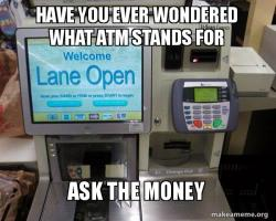 ASK THE MONEY
