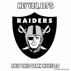 Raiders of Raiders