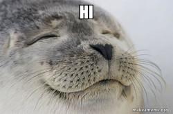 Satisfied Seal