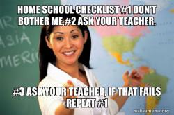 Working Mom turned High School Teacher