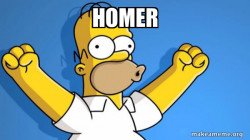 Happy Homer