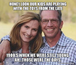 Good guy parents