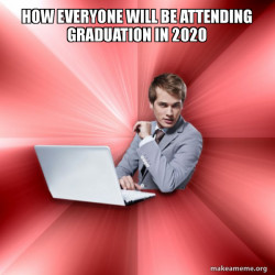 2020 graduation