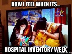 Hospital Inventory