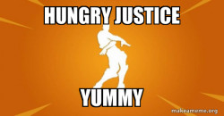 hungry justice