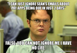 Schrute Facts (Dwight Schrute from The Office)