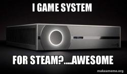 Steam Box (Steam Machine)