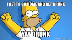 Happy Homer