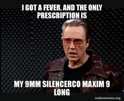 More 9MM Silencerco Maxim 9 Long