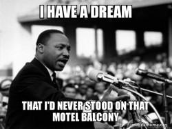 I Have a Dream (Martin Luthor King speech)