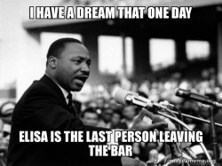 I Have a Dream (Martin Luthor King speech)