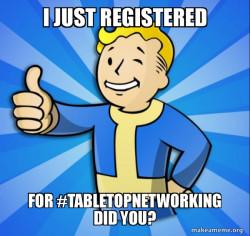Vault Boy Fallout 4 I just registered