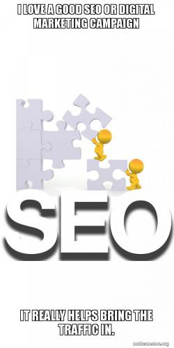 SEO and Digital Marketing go hand in hand