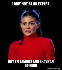 Kylie Jenner expert