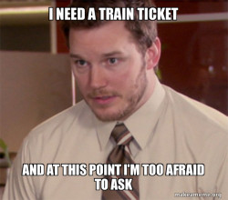 Andy Dwyer - Too Afraid To Ask