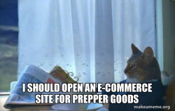 After this past week and watching my decorating and furniture site traffic drop off to a trickle.