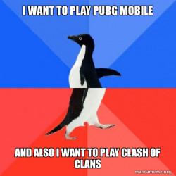 Socially Awkward Awesome Penguin