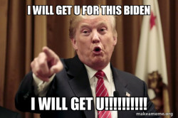 Donald Trump Says