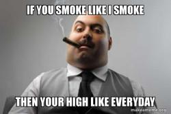 Scumbag Boss ft nate dog meme