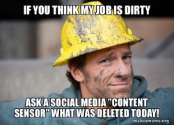 A Dirty Job