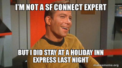 SF Connect Holiday Inn Express