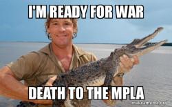 Alligator gun