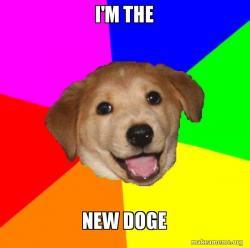 wow new doge meme