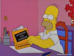 Internets sensation 'Homer'