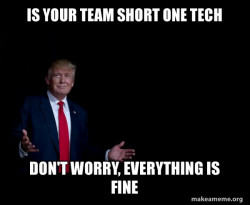 Trump Everything is FIne