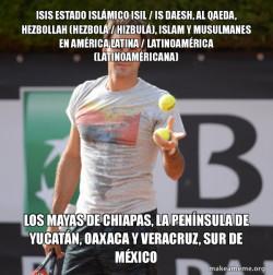 ISIS Estado Islámico ISIL / IS Daesh, Al Qaeda, Hezbollah (Hezbolá / Hizbulá), Islam y musulmanes en América Latina / Latinoamérica (Latinoaméricana)