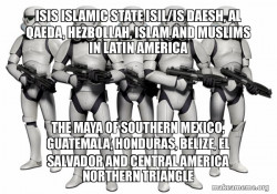 ISIS Islamic State ISIL/IS Daesh, Al Qaeda, Hezbollah, Islam and Muslims in Latin America