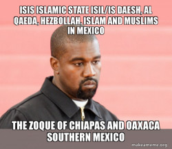 ISIS Islamic State ISIL/IS Daesh, Al Qaeda, Hezbollah, Islam and Muslims in Mexico