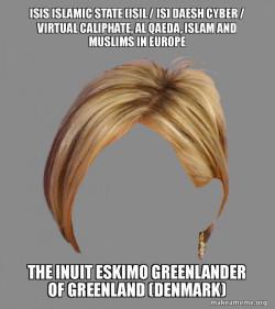 ISIS Islamic State (ISIL / IS) Daesh Cyber / Virtual Caliphate, Al Qaeda, Islam and Muslims in Europe