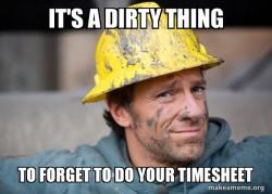A Dirty Job