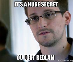 Edward Snowden (NSA Whistle Blower)