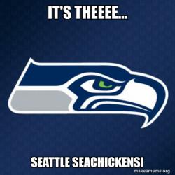 Seattle Seachickens!