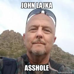 JOHN LAJKA