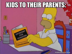 Parent point of view