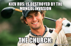 Church/mongols