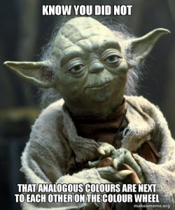 Yoda teaches you art