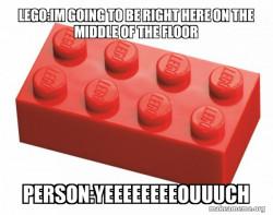 Lego meme