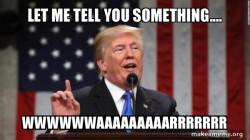 Donald Trump haha